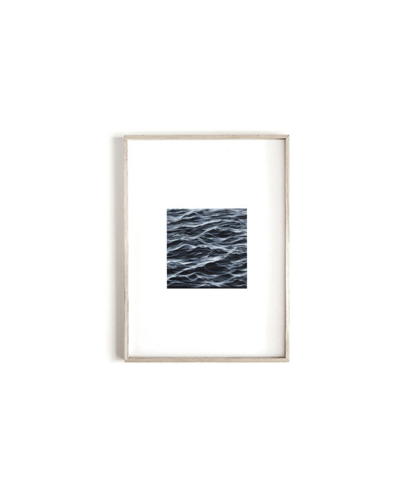 'Take it Slow' limited edition print with border